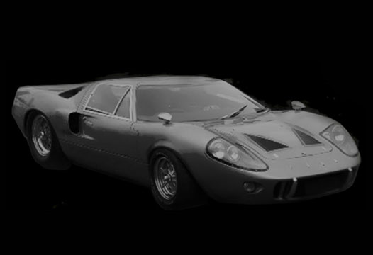 Ford GT40 Mark III