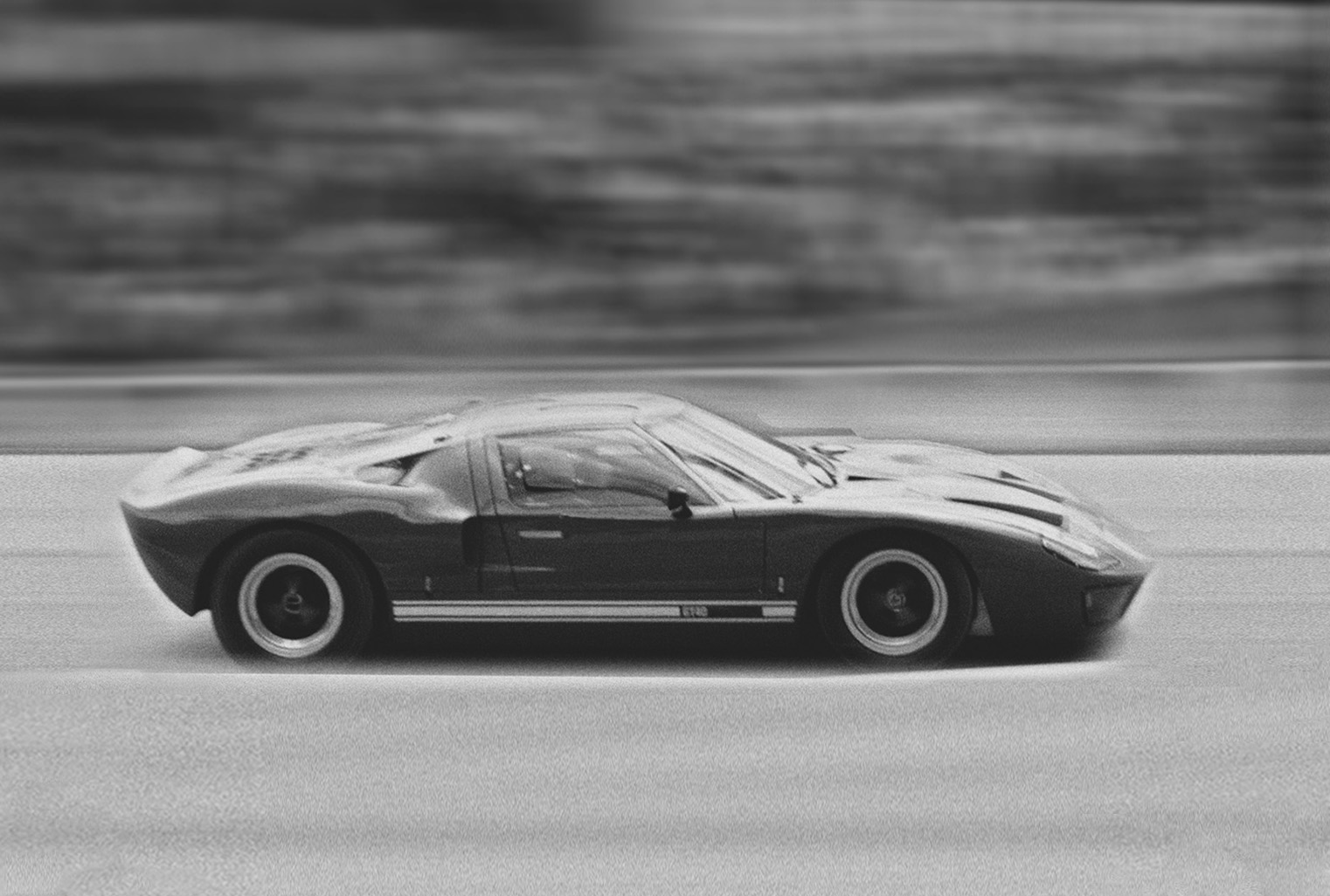 From GT40 cars for sale today to historical GT40 cars
