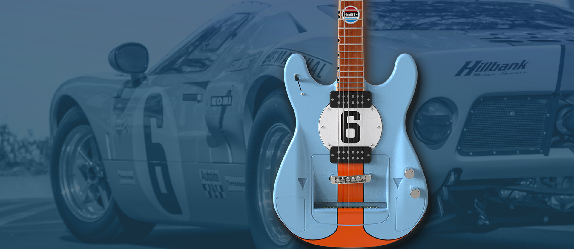 GT40 Victory Series Guitars for sale