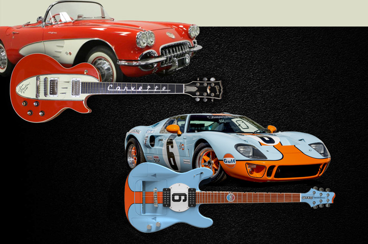 blog - car guitars