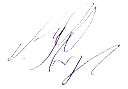 Peters_signature_photo_from_letter
